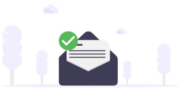 Email enviado