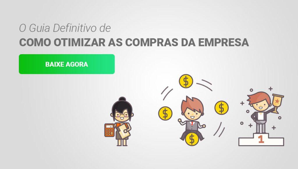e-Book: O Guia Definitivo de como Otimizar as Compras da Empresa