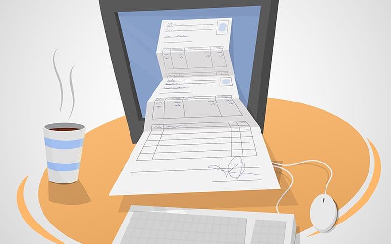 Cupom fiscal e nota fiscal eletrônica: você sabe qual é a diferença?
