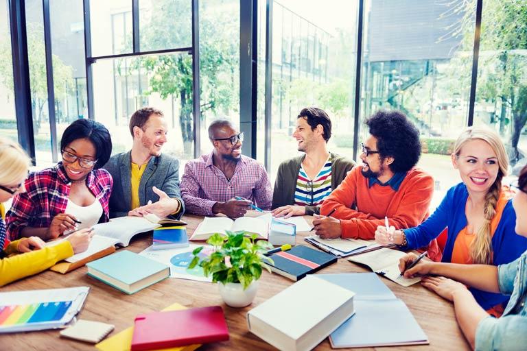 Dinâmicas de grupo como motivação no trabalho