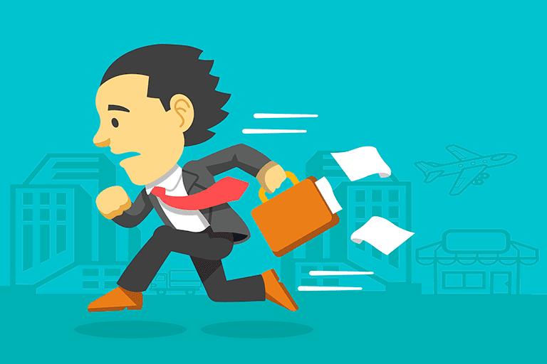 Como funciona a advertência por atraso ou falta no trabalho?
