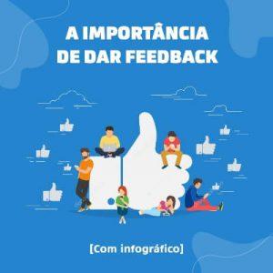 A importância de dar feedback
