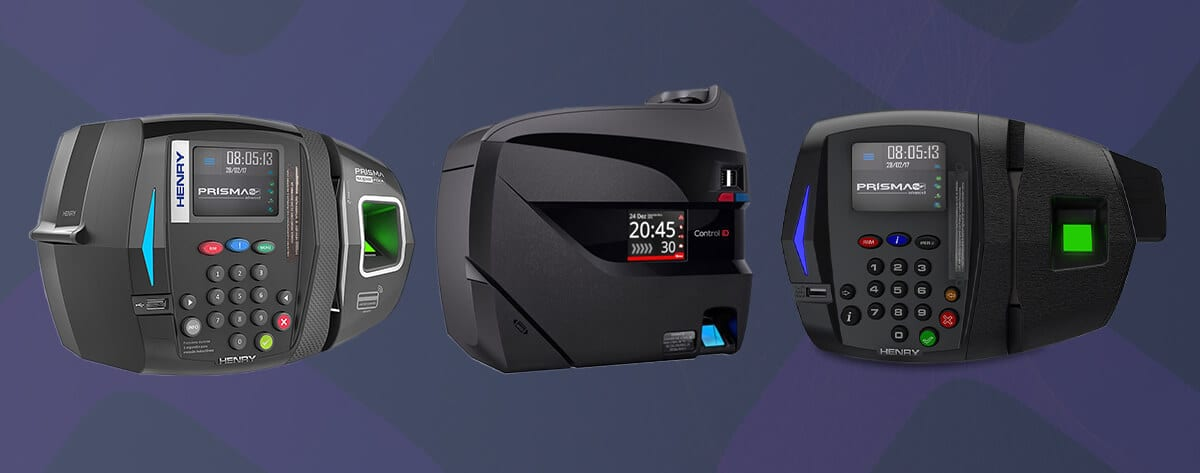 relógio de ponto biométrico para empresas
