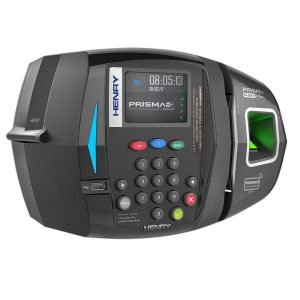 Relógio de Ponto Prisma SF Advanced