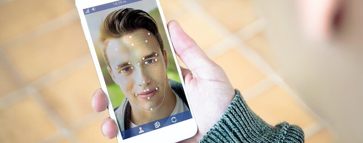 Biometria facial é seguro