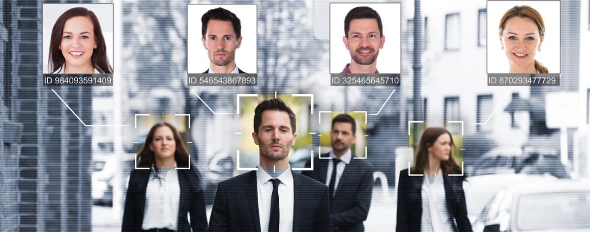 Reconhecimento Facial nas Empresas