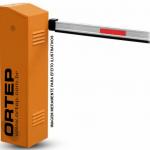 Cancela Automática Ortep K1
