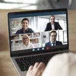 reunião por videoconferência